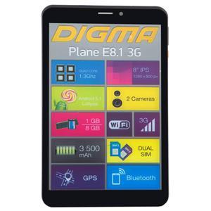 Plane E8.1 3G