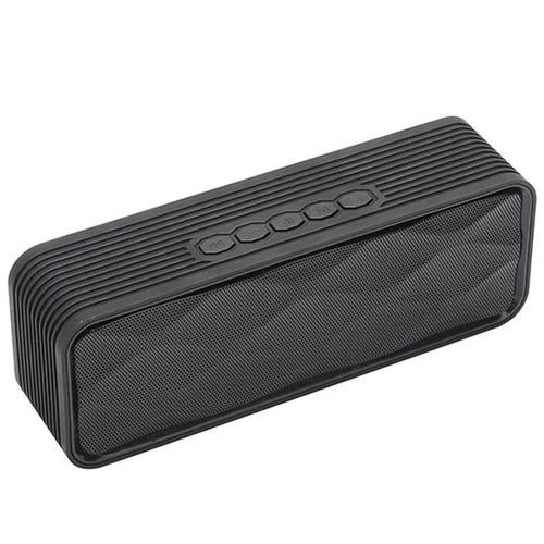 Колонка QUMO Bluetooth X6 BT0006 6W/2mA-h/USB/TF/AUX Black фото
