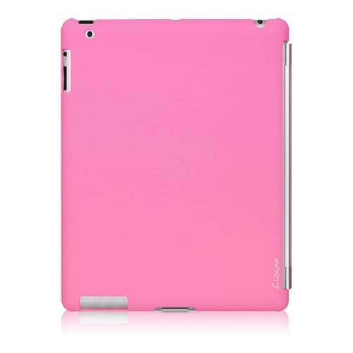 Накладка пластиковая Luxa2 iPad 2/3/4 Tough Case Plus Pink фото