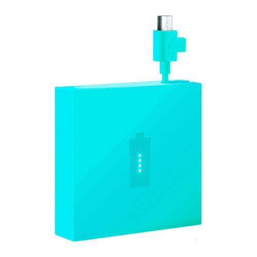 Внешний аккумулятор Nokia DC-18 micro-USB 1720 mAh Blue фото