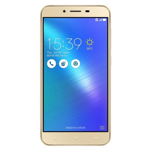 Телефон ASUS ZC553KL ZenFone 3 Max 2/16Gb Gold фото