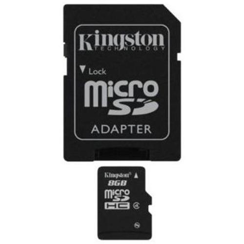 Карта памяти на 8 Гб Goodcom microSD фото