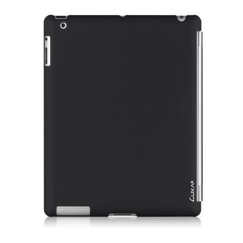 Накладка пластиковая Luxa2 iPad 2/3/4 Tough Case Plus черный фото