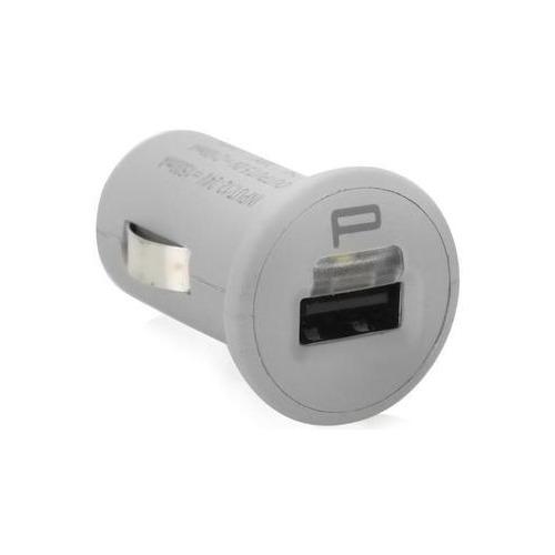 Автомобильное зарядное устройство на USB Pockets Spechr-011 2100 mAh White фото