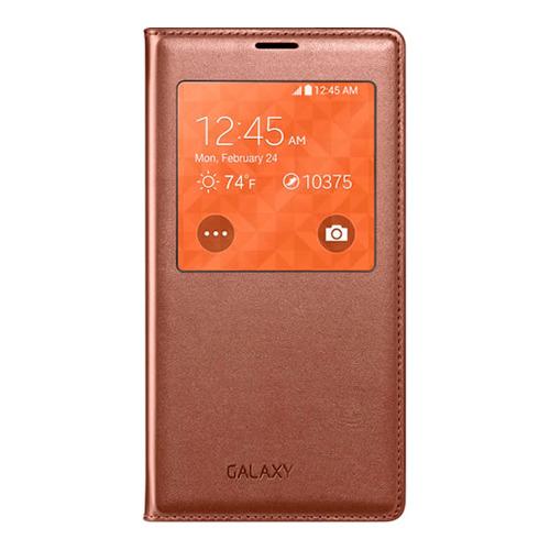 "Чехол - книжка Samsung S-View Galaxy Tab S 8.4"" (EF-DT700BSEGRU) Gold фото"
