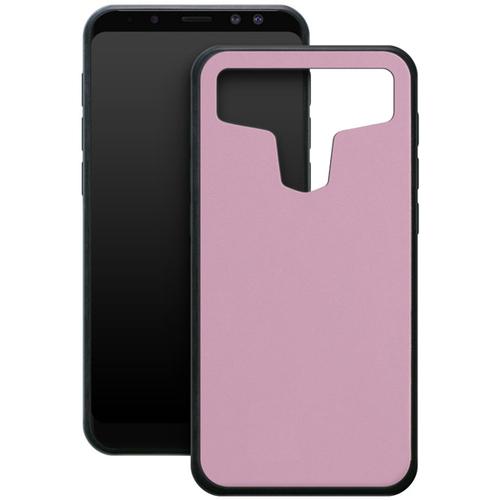"""Универсальная задняя панель Gresso канцлер 5,0-5,3"""" Pink фото"""