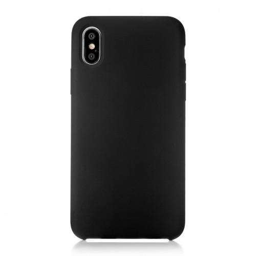 Накладка силиконовая uBear Touch Case iPhone X Black фото