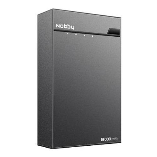 Внешний аккумулятор Nobby Energy PB-005 13000 mAh Grey фото