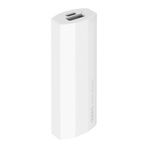 Внешний аккумулятор Deppa NRG Power 2600 mAh White фото