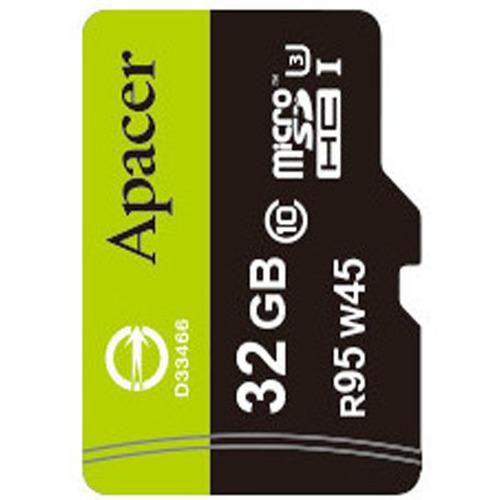 Карта памяти на 32 Гб Apacer microSD (class 10) фото