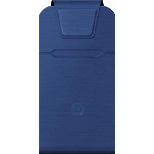 """Чехол-флип Deppa Flip Fold M универсальный (4.3""""-5.5"""") Blue фото"""