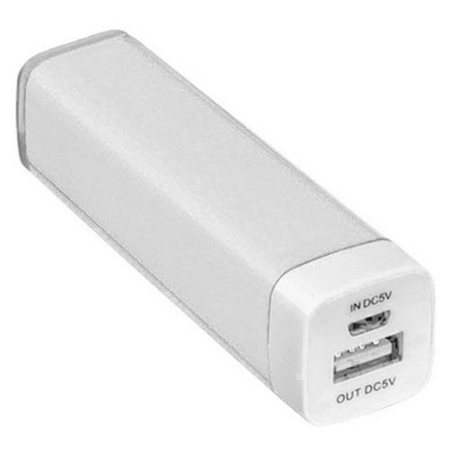 Внешний аккумулятор SmartBuy Ez-Bat 2000 mAh (SBPB-1010) White фото