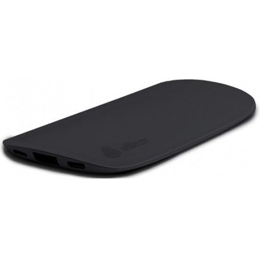 Внешний аккумулятор uBear PB01 3000 mAh Black фото