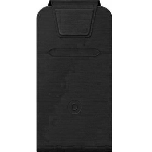 """Чехол-флип Deppa Flip Fold S универсальный (3.5""""-4.3"""") Black фото"""