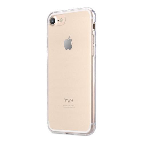 Накладка силиконовая uBear Tone Case iPhone 7 / iPhone 8 Plus Clear фото