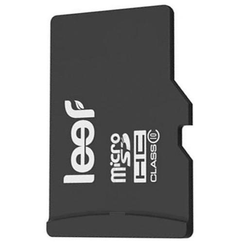 Карта памяти на 8 Гб Leef microSD (class 10) фото