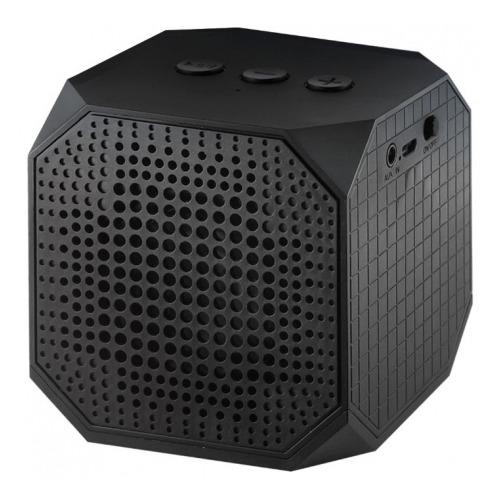 Колонка Ginzzu Bluetooth GM-991B Кубик 5W/TFcard/AUX Black фото