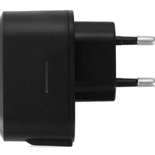 Сетевое зарядное устройство Deppa Prime Line micro USB 1000mAh Black фото