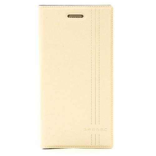 Чехол-книжка Gresso универсальный (5,1-5,3'') Ортон гор. с сил.шел. Beige фото