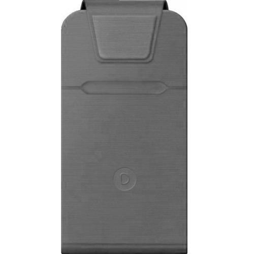 """Чехол-флип Deppa Flip Fold S универсальный (3.5""""-4.3"""") Grey фото"""